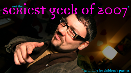 Sexy Geek (runner-up)