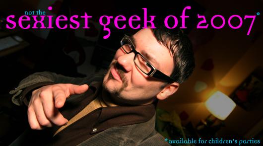 Sexy Geek (runner-up)
